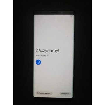 Samsung Galaxy Note 9 SM-N960F 6/128GB BCM czarny
