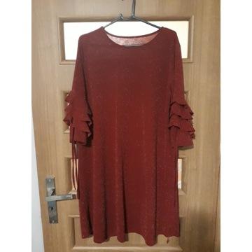 Sukienka ciażowa swiąteczna 42,44,46