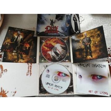 Kolekcja płyt cd