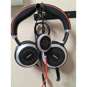 Słuchawki Jabra Evolve 80 - HSC019 - nieużywane