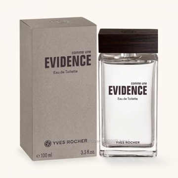 Perfumy Comme une EVIDENCE Homme Yves-Roche