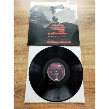 Komeda Rosemary's Baby LP Japan 1968 RARE!