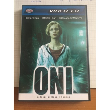 FILM ONI VIDEO CD