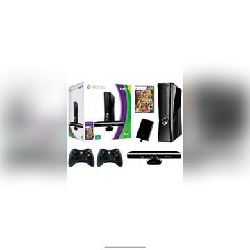 XBOX 360 500GB + KINECT + 2xPAD + RGH + LT3 + GRY!