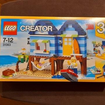 LEGO CREATOR Wakacje na plaży 3w1 (31063) [KLOCKI]