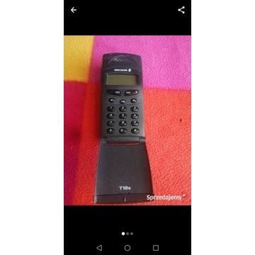 Sony Ericsson T18s