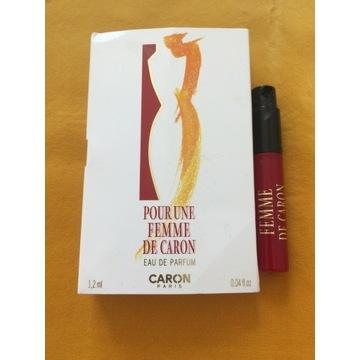 Pour Une Femme du Caron – 1,2 ml