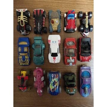 Resoraki, samochody  używane 75 sztuk