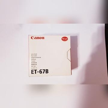 Osłona przeciwsłoneczna Canon ET-67B ORYGINALNA