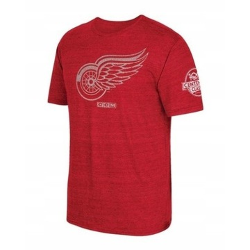 Oryg. nowa koszulka NHL Detroit Red Wings CCM r M