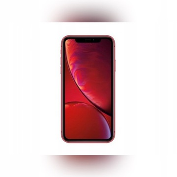 """NOWY""Apple IPhone Xr red 64Mb"