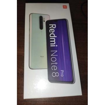 Smartfon Xiaomi Redmi Note 8 PRO 6/64GB czarny