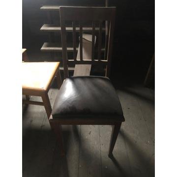 Krzesło Drewniane do renowacji.