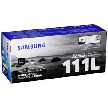Toner Cartridge Samsung 111L (MLT-D111L) oryginaln