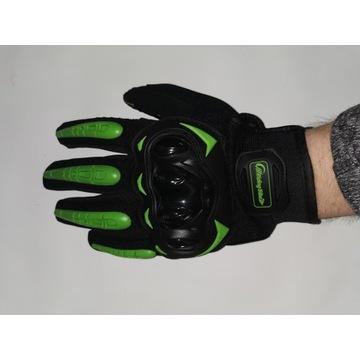 Rękawice na motor rower qada pro biker