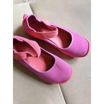 crocs różowe balerinki rozm. 38