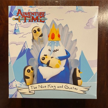 Nowa Figurka Adventure Time The Nice King