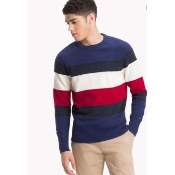 Nowy sweter Tommy Hilfiger, rozmiar XXXL Ń