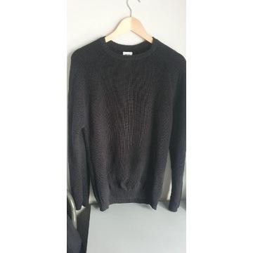 Sweter męski ZARA MAN M, czarny, stan bdb