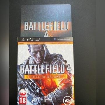 Battlefield 4 - Edycja Deluxe  PS3