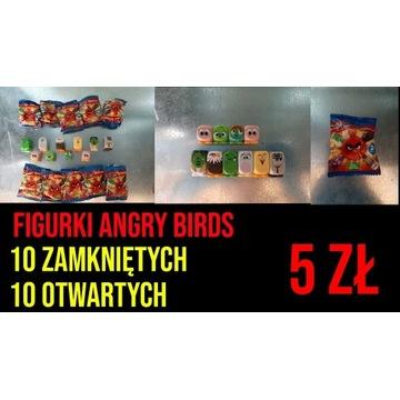 Figurki dla dzieci Angry Birds
