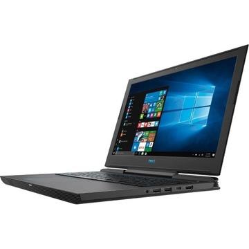 Dell G7 7588 Intel Core i7-8750H GTX1060MaxQ SSD