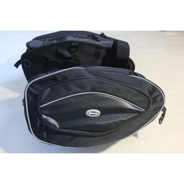 Jak nowe !!! sakfy torby kufry boczne  SHAD