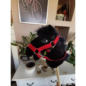 Koń Hobby Horse na kijki + zestaw - Tsunami