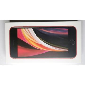 Apple iPhone SE 2020 64GB Red / Czerwony