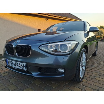 BMW 120d F20 2012r 184ps piękna Individual