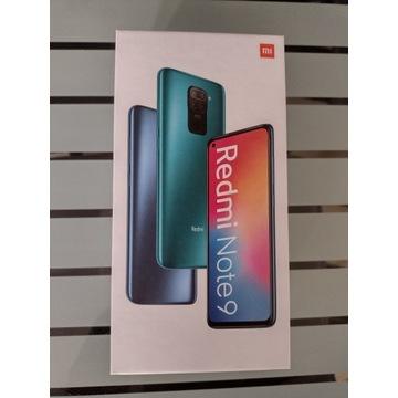 Sprzedam nowy telefon Xiaomi Redmi Note 9