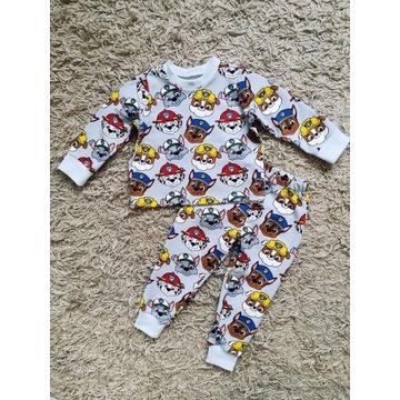 Dres Handmade bluza + spodnie r. 92 Psi Patrol