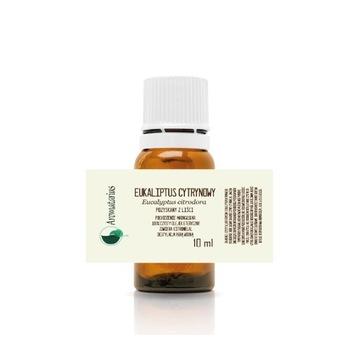 Eukaliptus cytrynowy 100% czysty olejek eteryczny