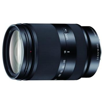 Obiektyw Sony SEL 18-200mm F3.5-6.3 OSS LE