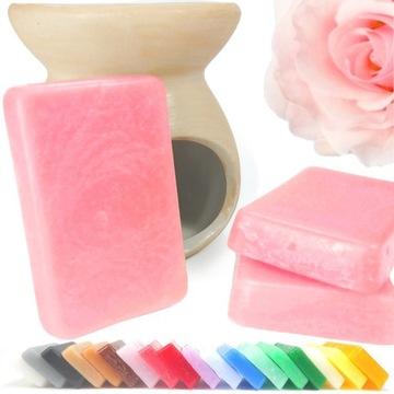 PK14G Woski zapachowe ZESTAW Różane Rose kwiatowe