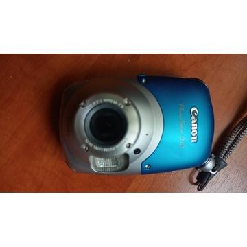 Odporny aparat cyfrowy Canon Powershot D10