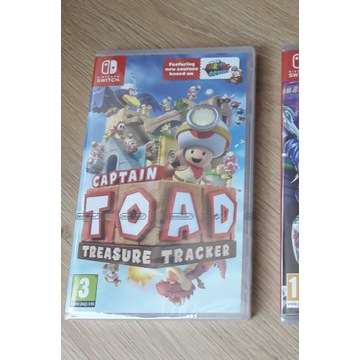 Nowa gra Captain Toad Treasure Tracker