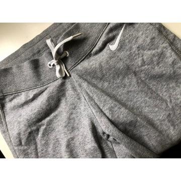 Nike szare spodnie dresowe xxs xs 34 dresy