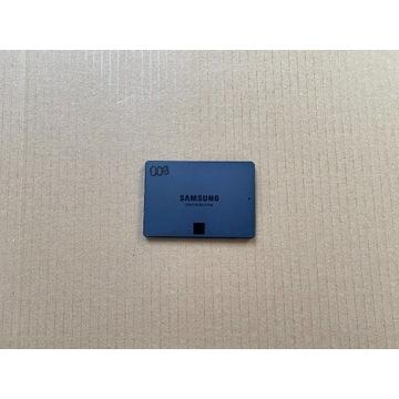 SAMSUNG V-NAND SSD 860 QVO 1TB - OD 1 ZŁ