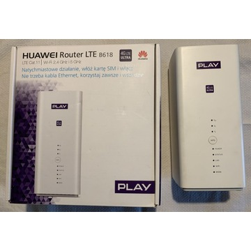 Router LTE 4G+ Huawei B618 s-22d PLAY