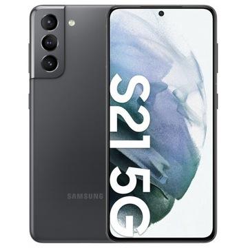 SAMSUNG GALAXY S21 5G GRAY 128 / 8GB NFC 120Hz