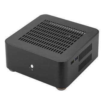 Obudowa Mini ITX L80S 197x197x80mm USB 3.0 VESA
