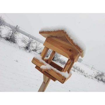 Karmnik/ budka dla ptaków