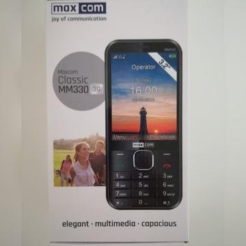 Maxcom MM300 - telefon dla seniora