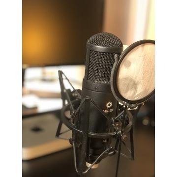 Mikrofon Oktava mk-220 kpl