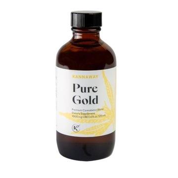 Olej konopny Kannaway CBD Pure Gold
