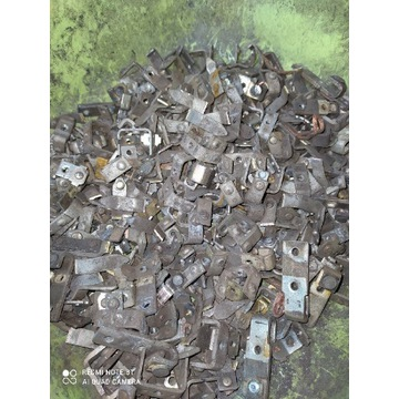 Styki srebra złom 5kg odzysk srebra