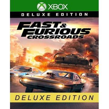 FAST & FURIOUS CROSSROADS: Deluxe Edition XBOX