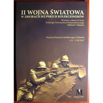 II WOJNA ŚWIATOWA Katalog wystawy w MPŚ Słupsk