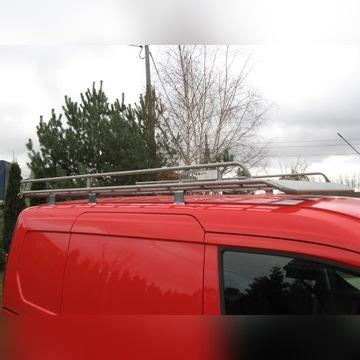 Bagażnik dachowy MTS - Ford Connect II